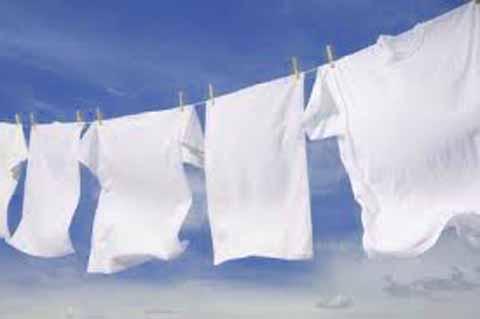 Как отбелить белые вещи, СЕКРЕТЫ ДОМОВОГО