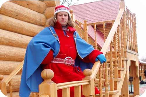Карельский Дед Мороз