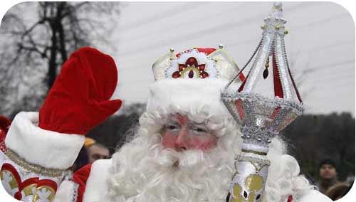 Мордовский Дед Мороз