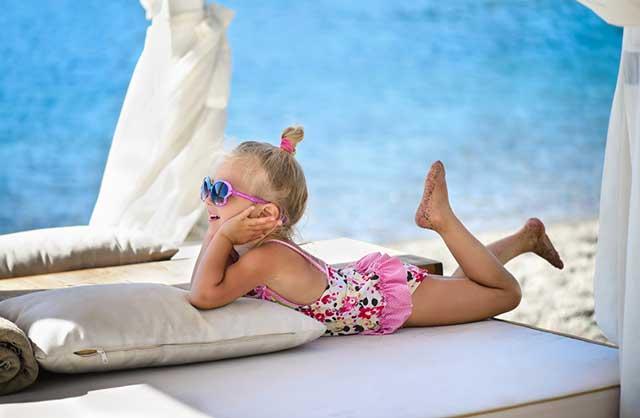 Чем полезны солнечные ванны