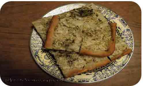 капустный пирог