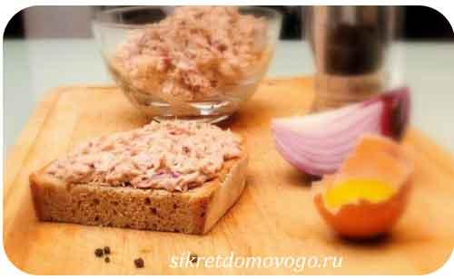 правильный бутерброд рецепты 2
