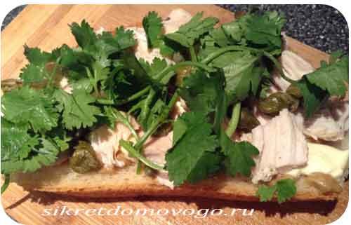 правильный бутерброд рецепты1