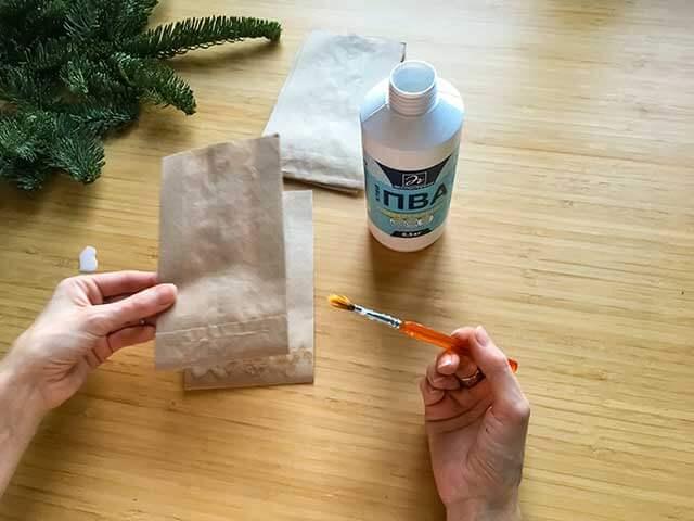 Складываем пакеты друг с другом
