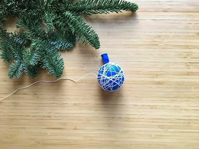 Надуваем шарик