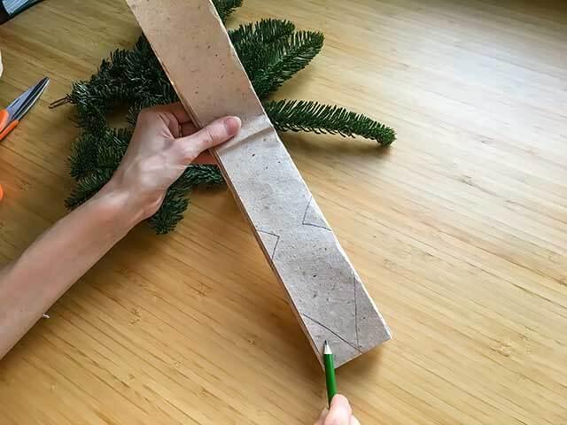 Обрезаем бумагу